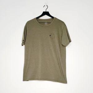 Hang Ten mens cotton green summer top